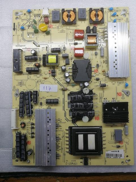 17PW7-2 23063763-27290210 VESTEL BESLEME VESTEL POWER BOARD