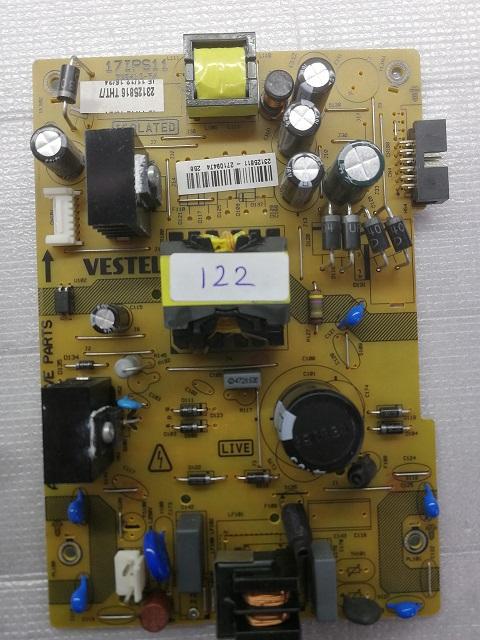 17IPS11 23125816 23125811 VESTEL POWER BOARD VESTEL BESLEME