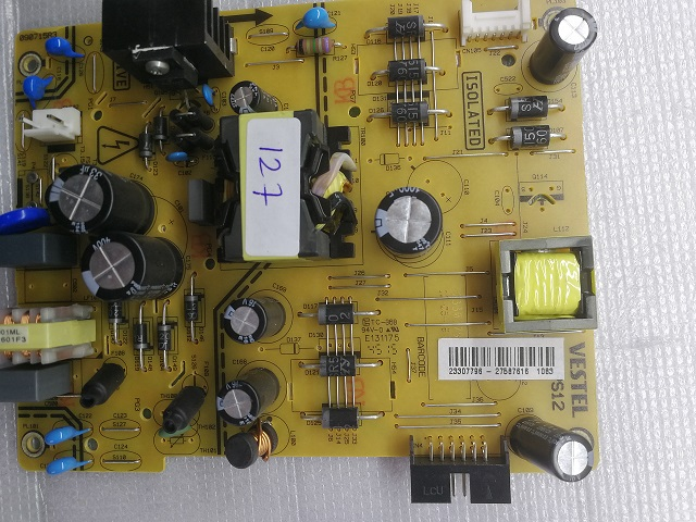 17IPS12 23307796 VESTEL POWER BOARD VESTEL BESLEME