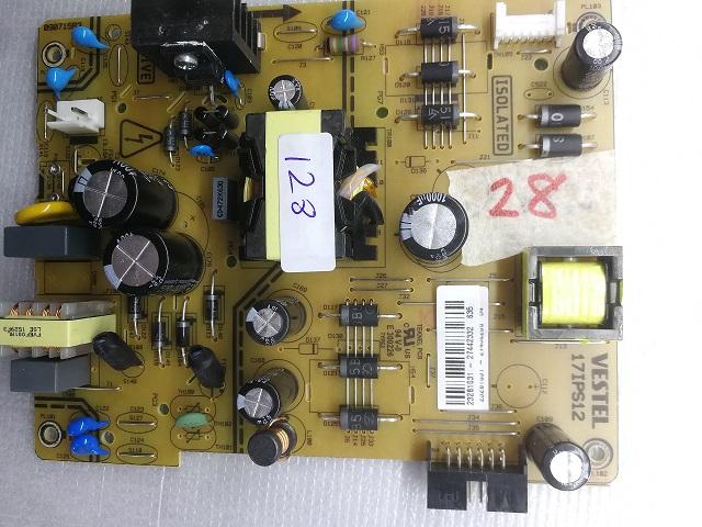 17IPS12 23281031 27442332 VESTEL POWER BOARD VESTEL BESLEME