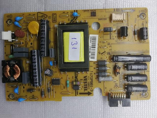 17IPS61-3 23229201 27261995 VESTEL POWER BOARD VESTEL BESLEME