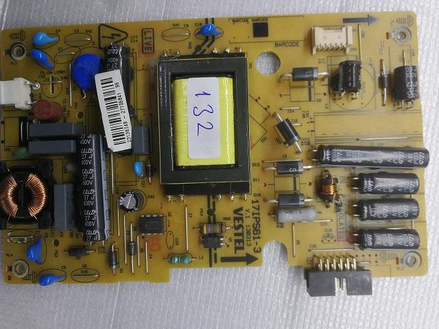 17IPS61-3 23136748 27105841 VESTEL POWER BOARD VESTEL BESLEME