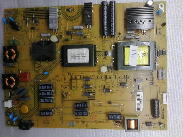 17IPS20 23104790 27298135 VESTEL BESLEME VESTEL POWER BOARD