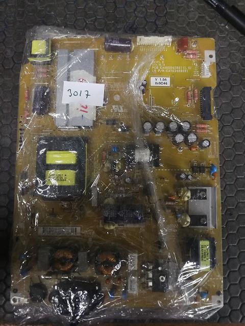 EAX65942801 (1.5) EAY63488601 LG BESLEME LG POWER BOARD