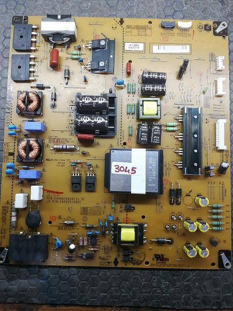 EAX64744301 (1.3) EAY62512802 LG BESLEME LG POWER BOARD
