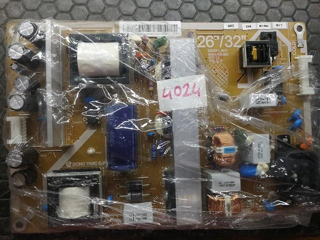 BN44-00438C. BN4400438C .SAMSUNG POWER BOARD.SAMSUNG BESLEME