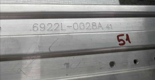 6922L-0028A LED BAR