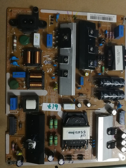BN9410712A BN94-10712A BN94-10712A UE55KU7000 POWER BOARD UE55KU7000 BESLEME