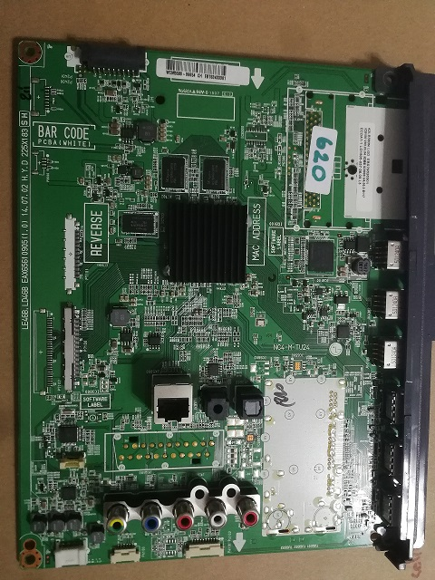 EBT63433301 42LB580N ANAKART 42LB580N MAİN BOARD LG MAİN BOARD EAX65610905 (1.0)