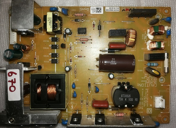 FSP139-3F01 ARÇELİK BESLEME ARÇELİK POWER BOARD