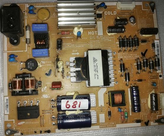 BN4400501A BN44-00501A SAMSUNG POWER BOARD SAMSUNG BESLEMEE