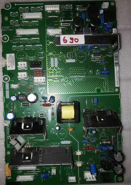 310432848191 310431360647 PHILIPS BESLEME PHILIPS POWER BOARD D