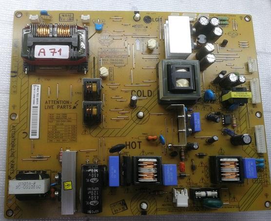 PLHL-T826A 2722 171 00 788 PHILIPS POWER BOARD