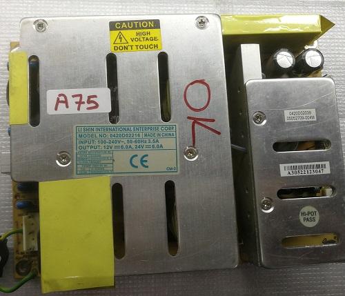 0420D02216 VESTEL POWER BOARD