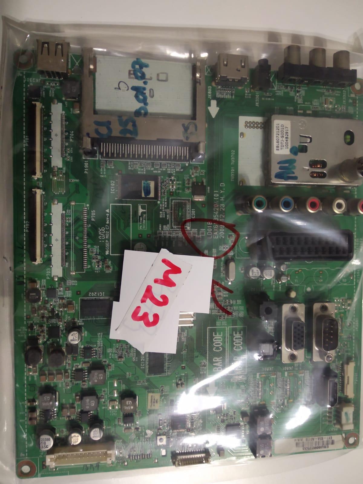 EAX6135420 EBU60922533 LG MAİN BOARD LG ANAKART